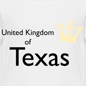United Kingdom of Texas Kids' Shirts - Toddler Premium T-Shirt