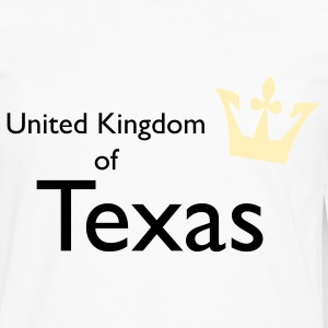 United Kingdom of Texas Kids' Shirts - Men's Premium Long Sleeve T-Shirt
