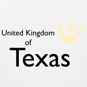 United Kingdom of Texas Kids' Shirts - Men's Premium Tank