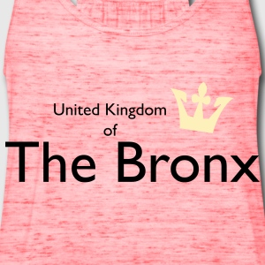 United Kingdom of The Bronx Bags  - Women's Flowy Tank Top by Bella