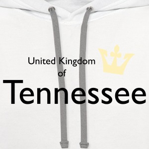 United Kingdom of Tennessee Women's T-Shirts - Contrast Hoodie