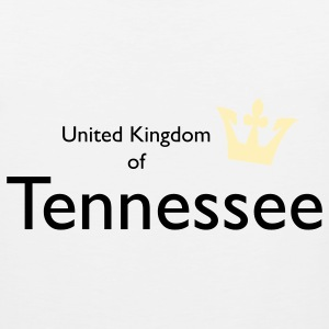 United Kingdom of Tennessee Kids' Shirts - Men's Premium Tank
