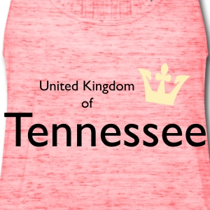 United Kingdom of Tennessee Bags  - Women's Flowy Tank Top by Bella