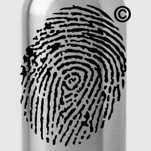 © Fingerprint T-Shirts - Water Bottle