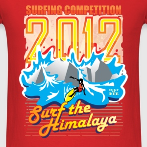 2012 Surfing Competition Hoodies - Men's T-Shirt