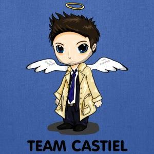 Team Castiel (light) Hoodies - Tote Bag
