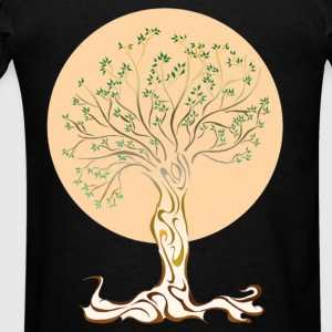 Tree of Life Hoodies - Men's T-Shirt