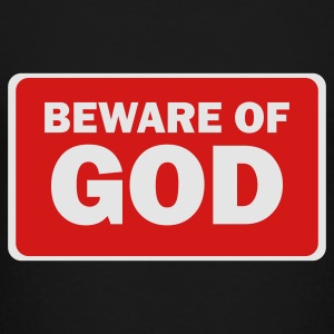 beware of GOD Kids' Shirts - Toddler Premium T-Shirt