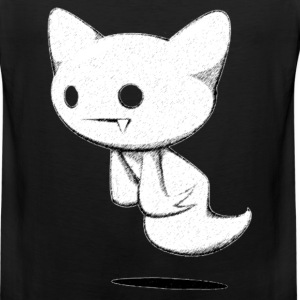 Ghost kitty - Men's Premium Tank
