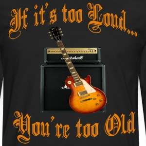 Loud Music - Men's Premium Long Sleeve T-Shirt