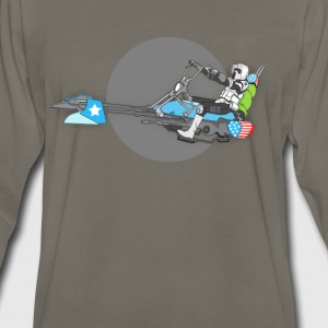 Imperial Chopper T-Shirts - Men's Premium Long Sleeve T-Shirt