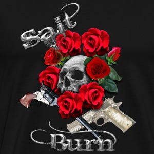 Salt N Burn Guns  Hoodies - Men's Premium T-Shirt