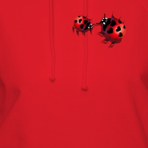 Two Little Ladybugs - Women's Hoodie