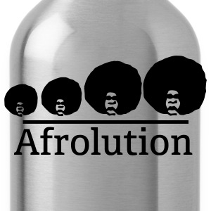 Afro Afrolution Hoodies - Water Bottle