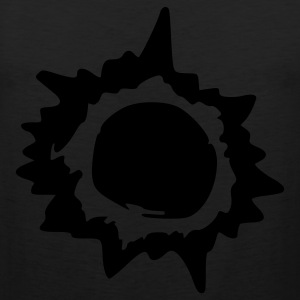 bullet_hole T-Shirts - Men's Premium Tank