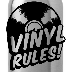 vinyl rules Tanks - Water Bottle