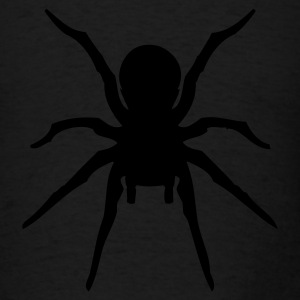 Black Tarantula Men - Men's T-Shirt