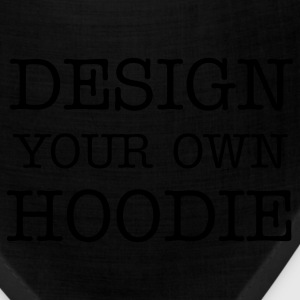 Design your Custom Hoodie - Bandana