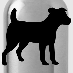 Jack Russell Dog Women's T-Shirts - Water Bottle