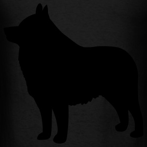 Schipperke Dog Bags  - Men's T-Shirt