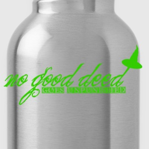 no good deed goes unpunished Women's T-Shirts - Water Bottle