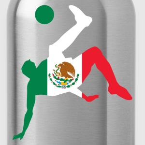 Mexico soccer USA T-Shirts - Water Bottle