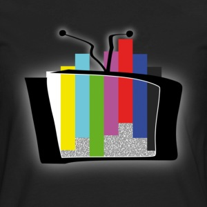 Color Bars Outbreak Men's T-Shirt - Men's Premium Long Sleeve T-Shirt