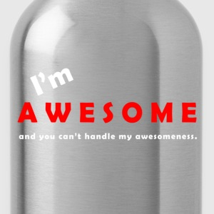 I'm Awesome - Water Bottle