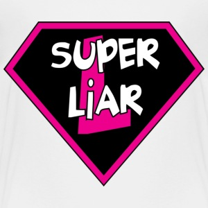 Super Liar Kids' Shirts - Toddler Premium T-Shirt