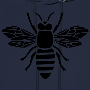 bee i love honey bumble bee honeycomb beekeeper wasp sting busy insect wings wildlife animal Women's T-Shirts - Men's Hoodie