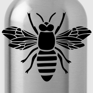 bee i love honey bumble bee honeycomb beekeeper wasp sting busy insect wings wildlife animal Women's T-Shirts - Water Bottle