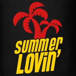 summer lovin funny holiday shirt Bags  - Men's T-Shirt