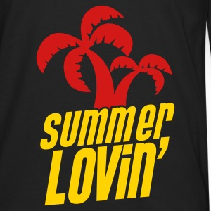 summer lovin funny holiday shirt Bags  - Men's Premium Long Sleeve T-Shirt