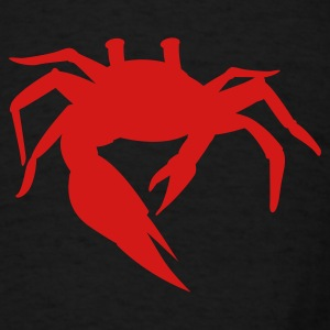 simple sand crab Bags  - Men's T-Shirt