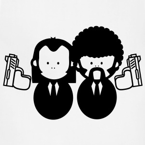 Pulp Fiction v2 T-Shirts - Adjustable Apron