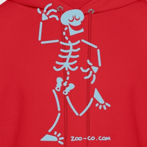 Dancing Skeleton Women's T-Shirts - Men's Hoodie