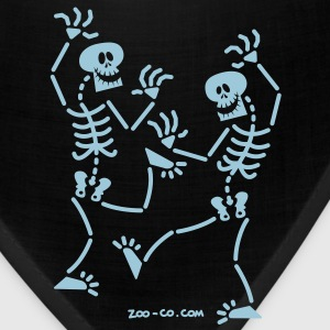Dancing Skeletons Kids' Shirts - Bandana