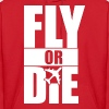 Fly Or Die Hoodies - stayflyclothing.com - Men's Hoodie
