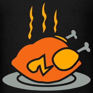 tasty_roasted_chicken Bags  - Men's T-Shirt