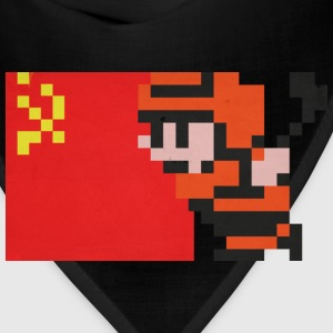 NES Ice Hockey - USSR Side-by-Side - Bandana