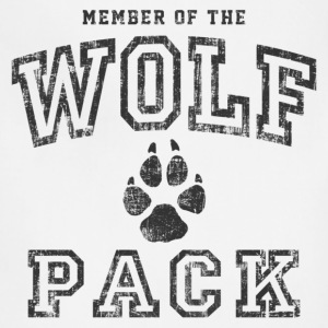 Wolf Pack T-Shirts - Adjustable Apron
