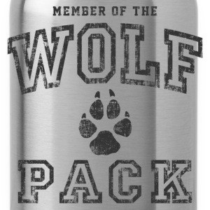 Wolf Pack T-Shirts - Water Bottle