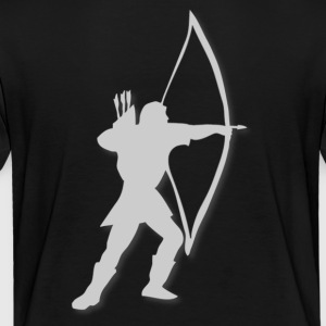 archery longbow medieval by patjila2 Kids' Shirts - Toddler Premium T-Shirt