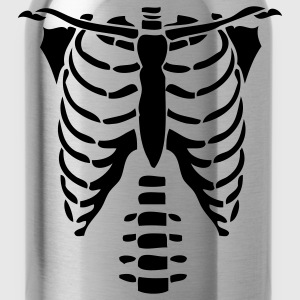 Skeleton Torso Halloween Costume Kids T Shirts - Water Bottle