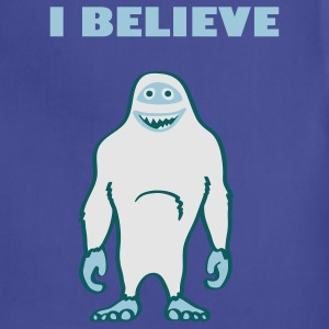 Yeti shirt: I believe - Adjustable Apron