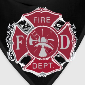 FireFighters Prayer - Bandana