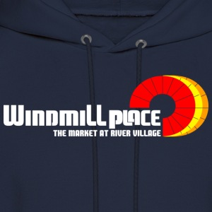 Windmill Place T-Shirts - Men's Hoodie