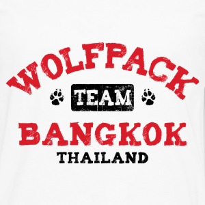 Wolfpack Bangkok Kids' Shirts - Men's Premium Long Sleeve T-Shirt