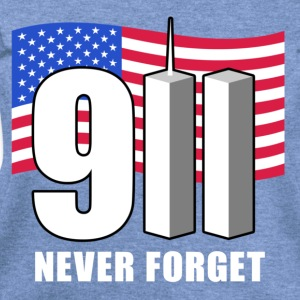 911 Never Forget! T-Shirts - Women's Wideneck Sweatshirt