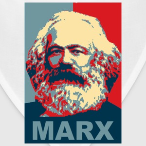 Karl Marx Obama Style Long Sleeve Shirts - Bandana